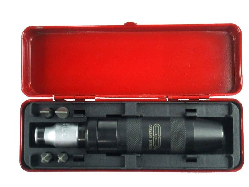 Gd tools destornillador de impacto c 4 puntas - Destornillador de impacto ...